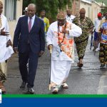 Visit of the South West Chiefs' Conference to SONARA